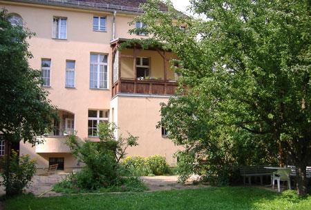 Altes Haus Potsdam - Ev. Herbergs- und Begegnungsh